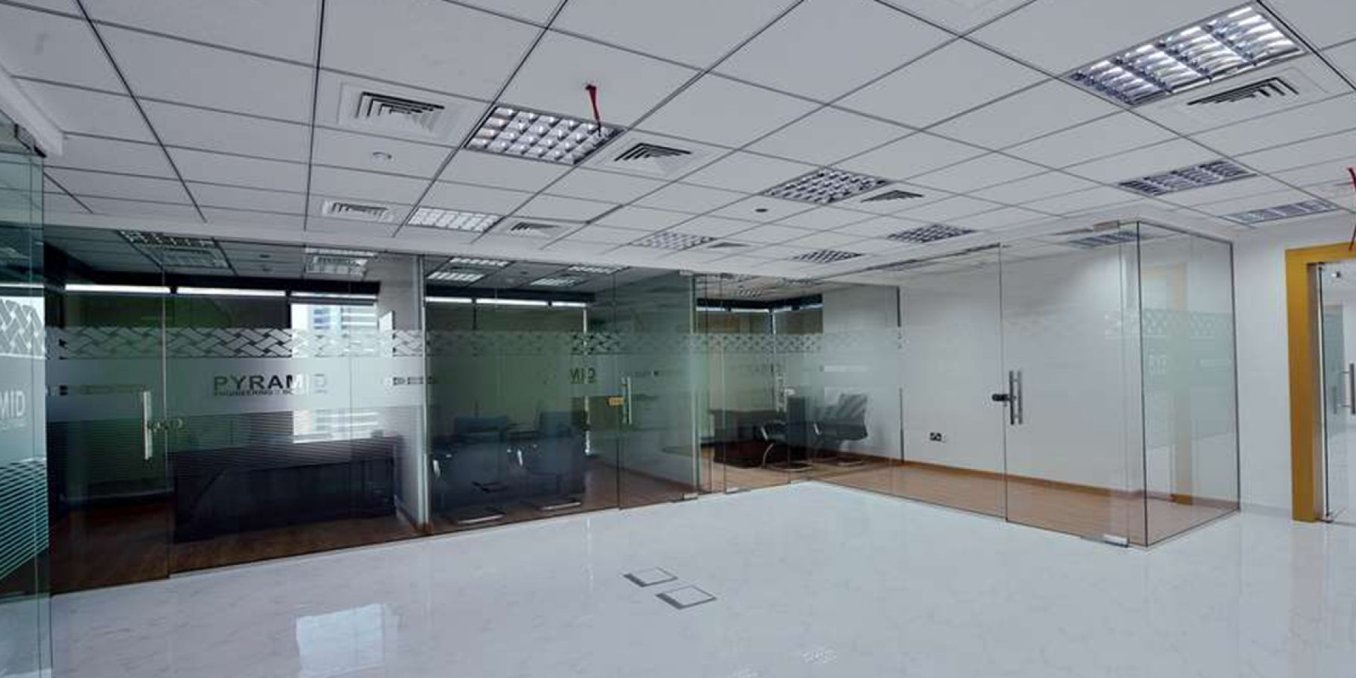 More about the Partitions and Renovation